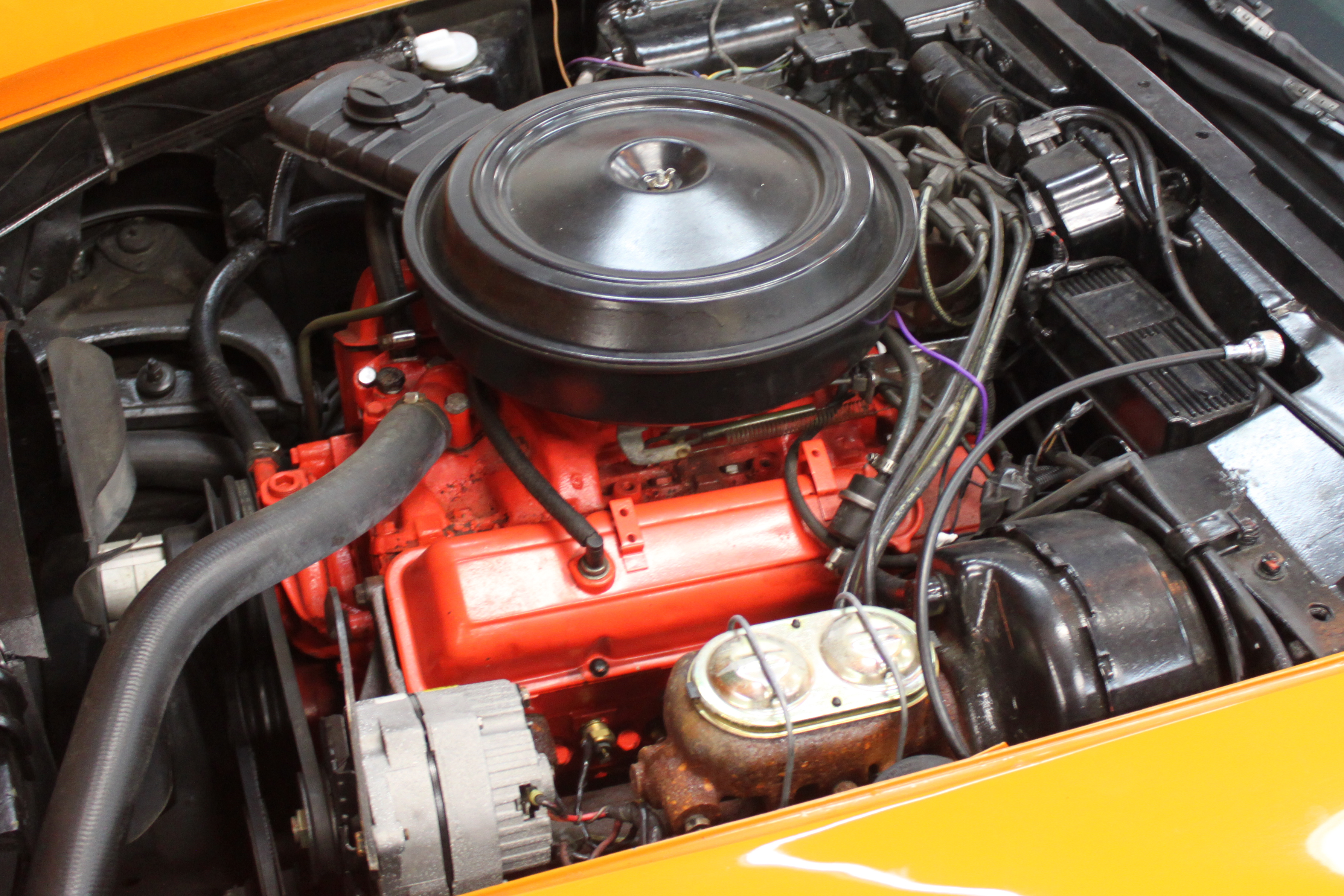 Spark Plugs And Wires >> Orges' 1974 Corvette | SHP Customs