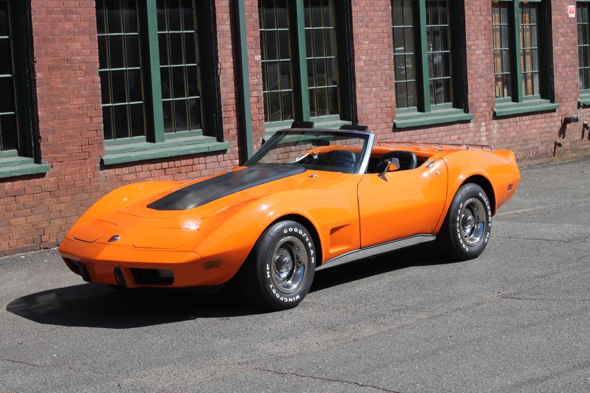 Orges' 1974 Corvette | SHP Customs